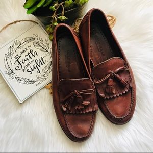 Cole Haan Shoes - Cole Haan Leather Women Loafers Sz 7.5 M